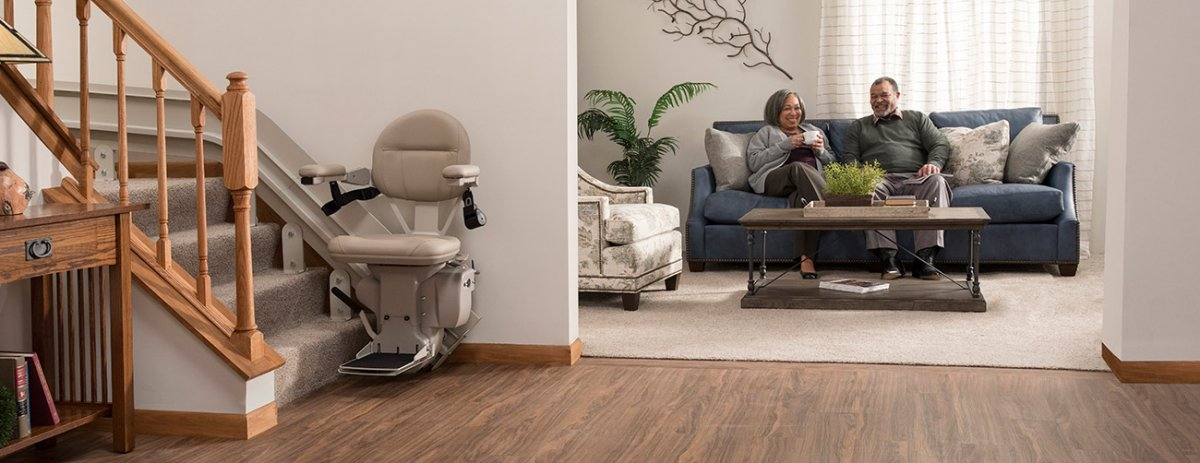 Bruno Elite Curve CRE-2110 - O'Neill Stairlifts