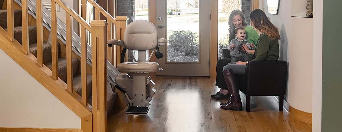 Bruno Elite SRE2010 - O'Neill Stairlifts